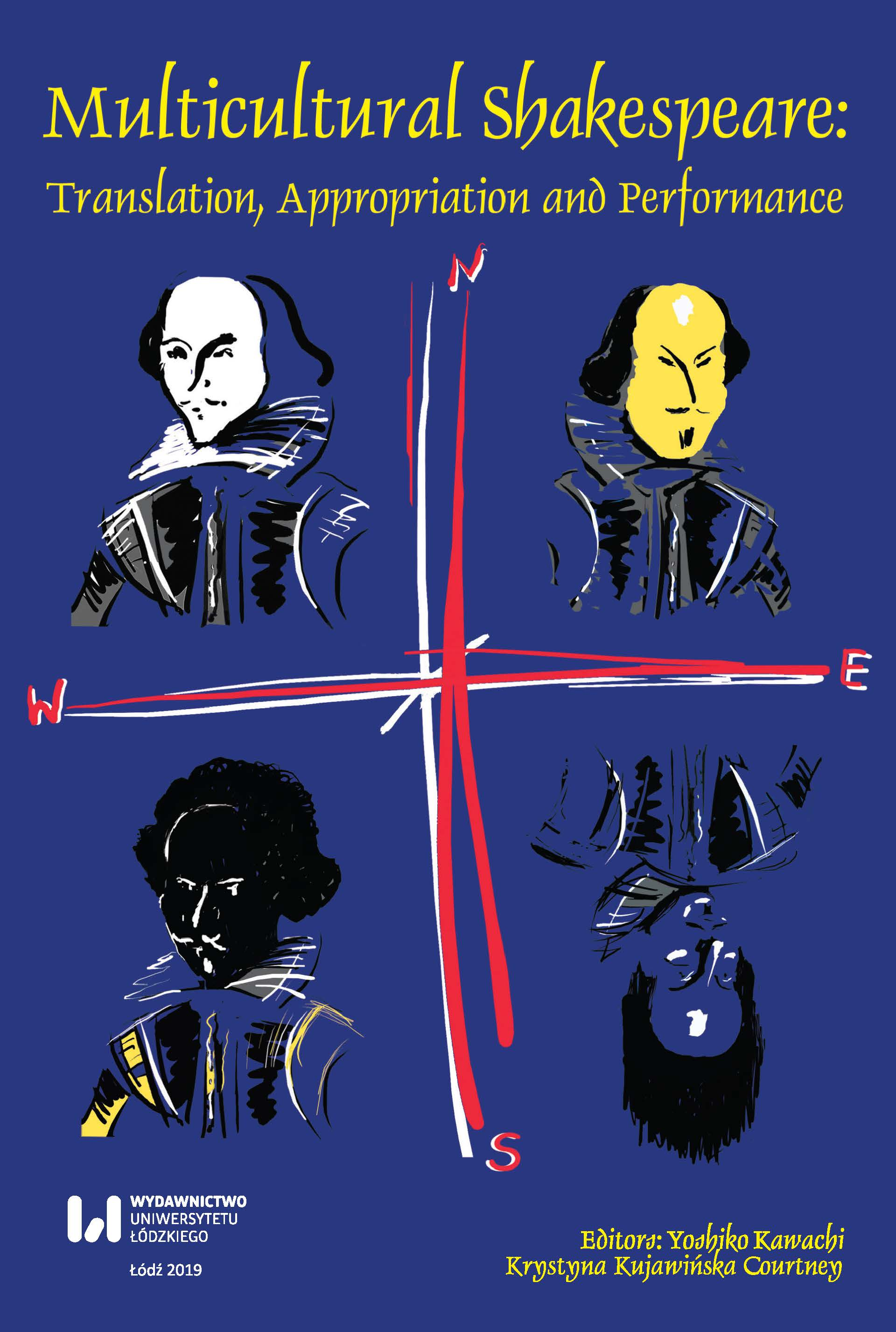 View Vol. 20 No. 35 (2019): Shakespeare and Intermedial / Cross-Cultural Contacts