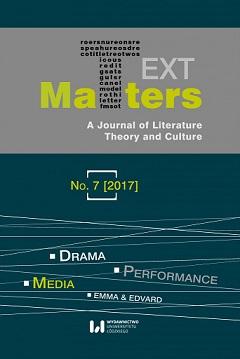 View No. 7 (2017): Drama, Performance, Media / Emma & Edvard